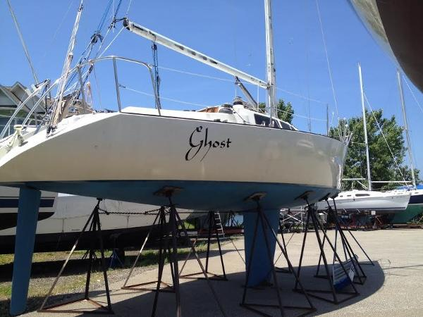 Soverel 33 Starboard Aft