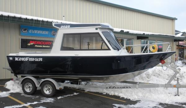 KingFisher 2025 Discovery HT