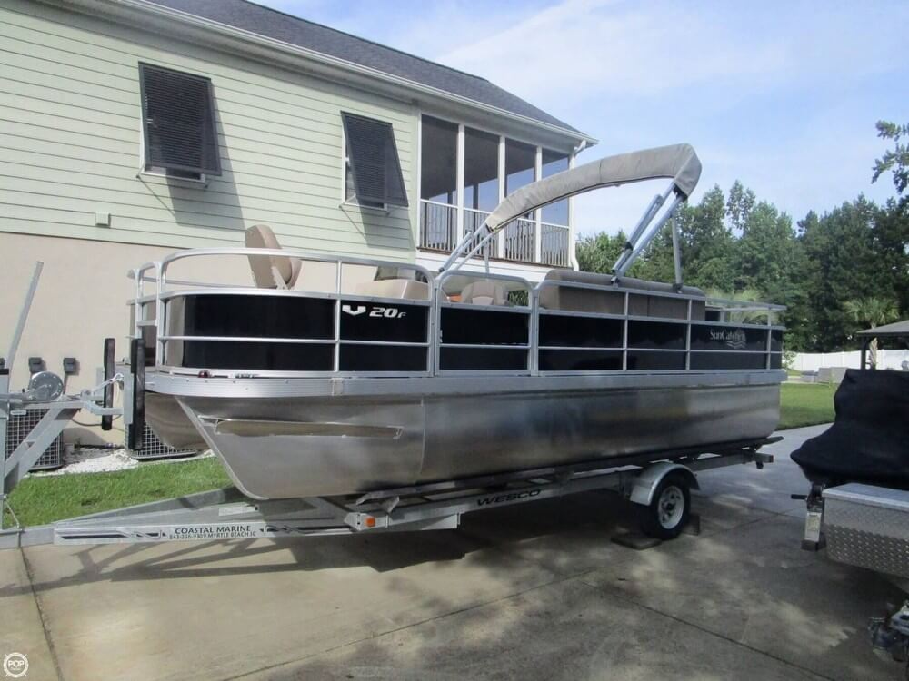 SunCatcher V20F 2016 SunCatcher 20 for sale in Myrtle Beach, SC