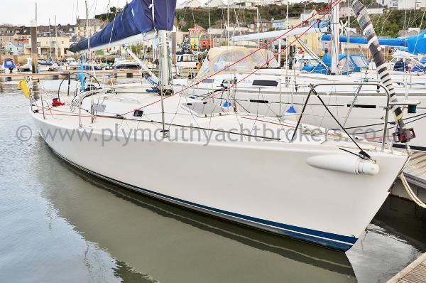 J Boats J/105 J 105 Stbd