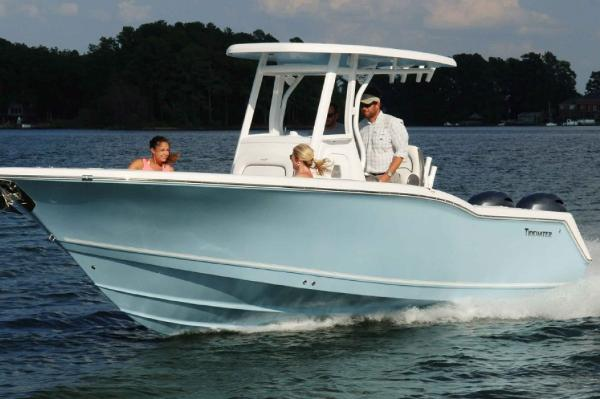 Tidewater Boats 252 CC Adventure