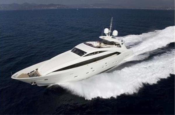 ISA Yachts 120 Sport
