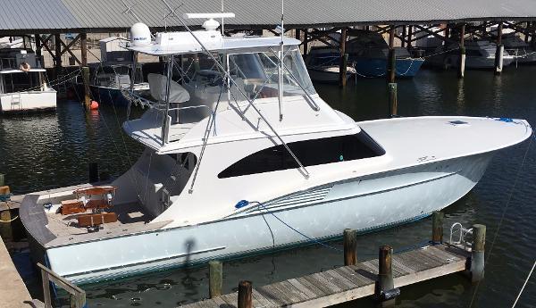 Hudson Custom Carolina 54 Sportfisherman