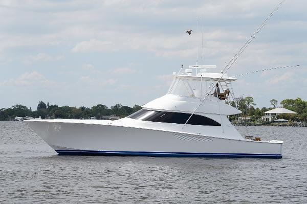 Viking 55 Convertible 2013 55 Viking