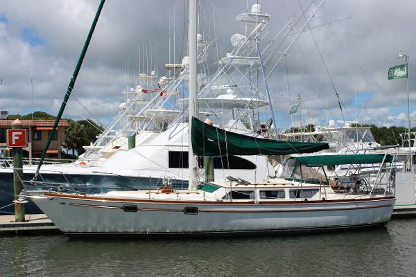 Gulfstar 39 Sailmaster Wind Star