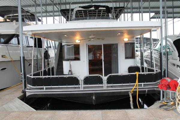 Starlite House Boat 65x16