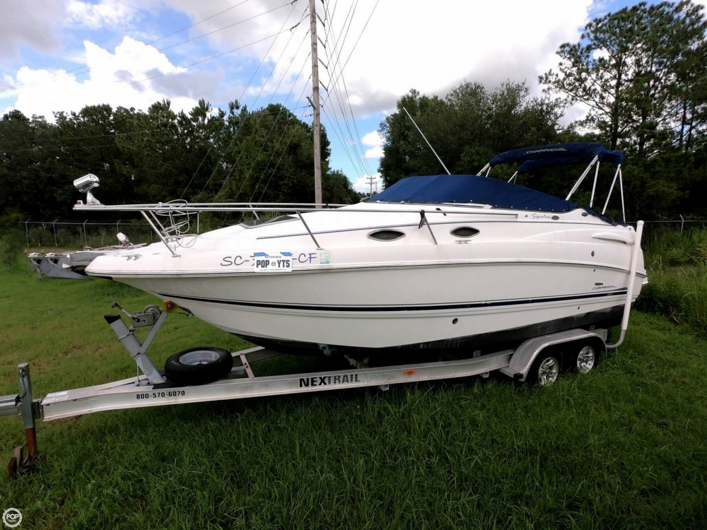 Chaparral Signature 240 2003 Chaparral Signature 240 for sale in Johns Island, SC