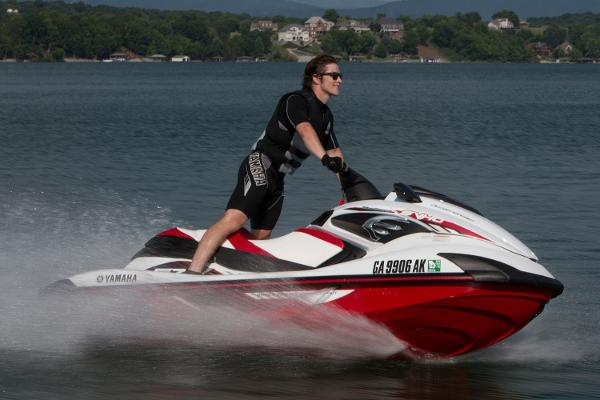 Yamaha Waverunner FZR Manufacturer Provided Image