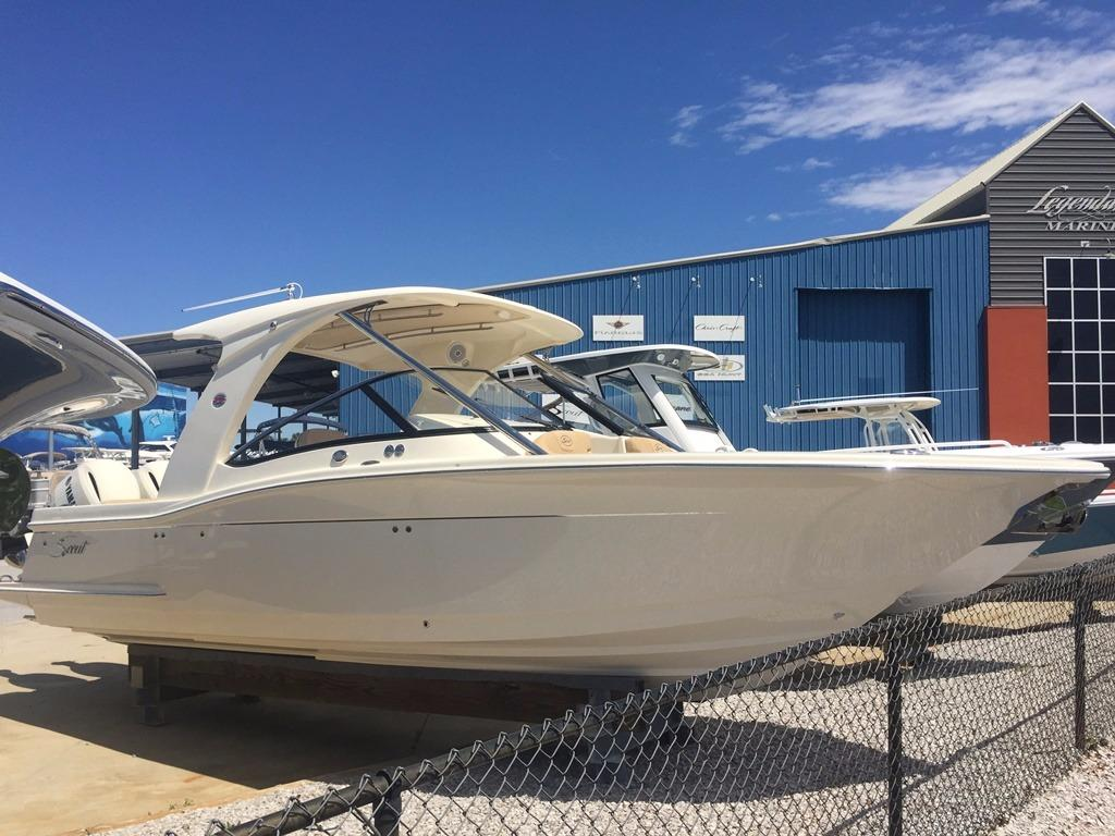 Scout Boat Company 275 Dorado