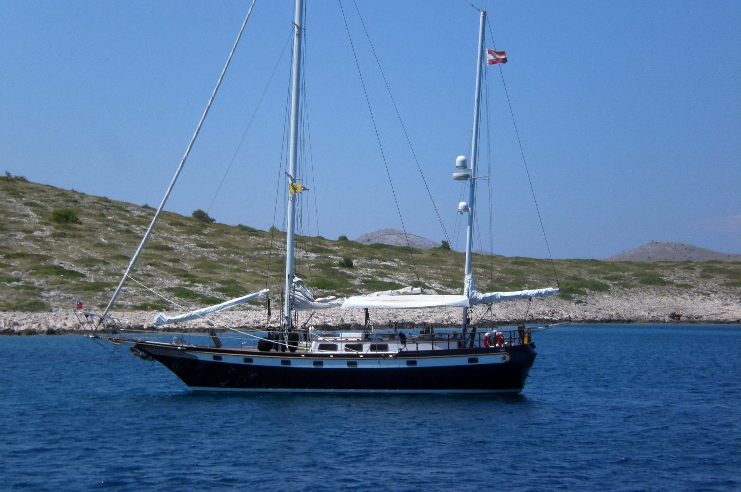 Formosa Formosa 47 Ketch