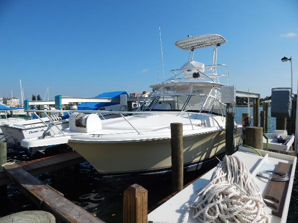 Luhrs 28 Open VIEW PORT SIDE