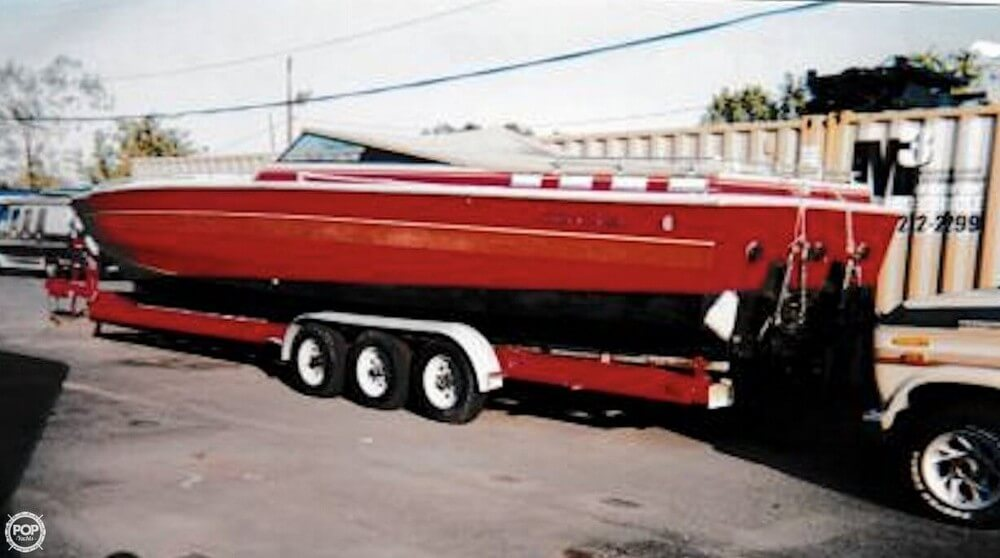 Chris-Craft stinger 390x 1984 Chris-Craft 39 for sale in Jersey City, NJ