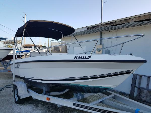 Sport-Craft 160 Fishmaster