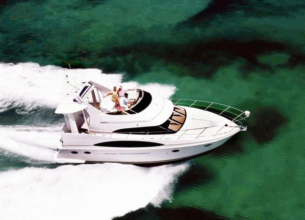 Carver 396 Motor Yacht Manufacturer Provided Image