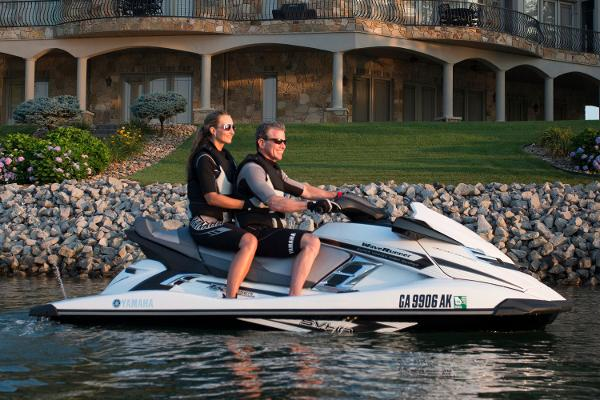 Yamaha Waverunner FX Cruiser SVHO Manufacturer Provided Image