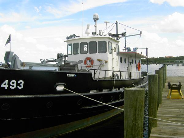US Army T Boat - Yacht Conversion  - Higgins Trawler, Work Boat, Cargo Ship