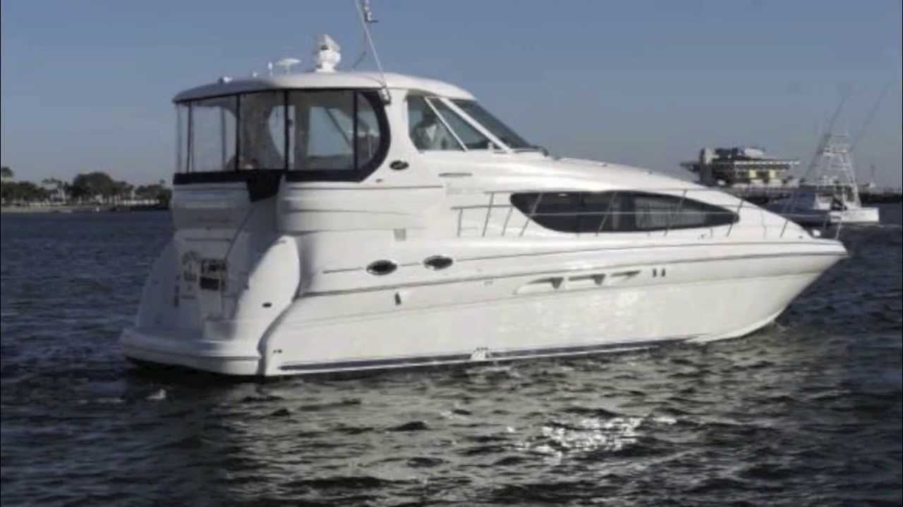 Sea Ray 400 Motor Yacht