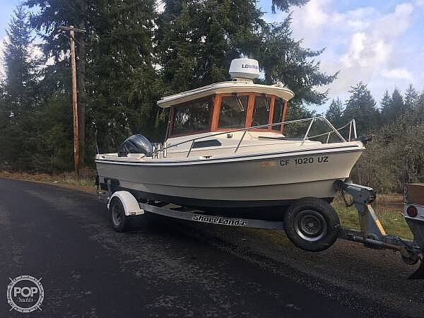 Arima Sea Ranger 1993 Arima 19 for sale in Crescent City, CA