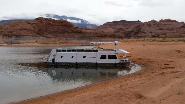 Fun Country Houseboat 70x16