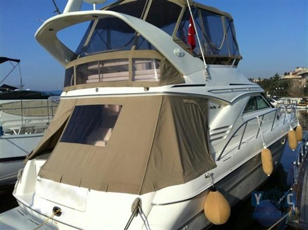 Sea Ray 400 Sedan Bridge 2