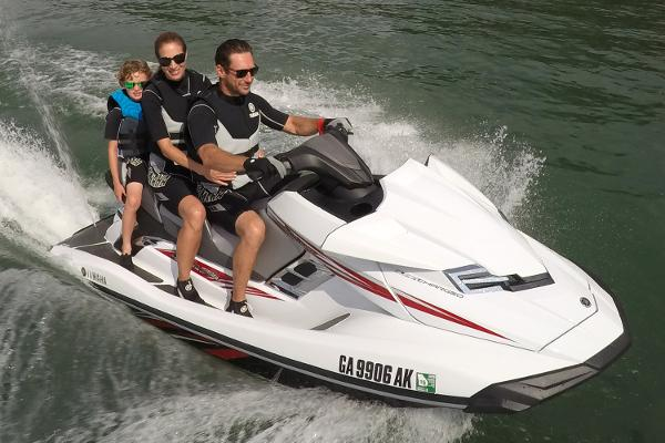 Yamaha Waverunner FX Cruiser SHO Manufacturer Provided Image