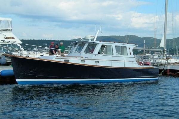 Hinckley/Newman 36 Hard Top Cruiser ANNIE