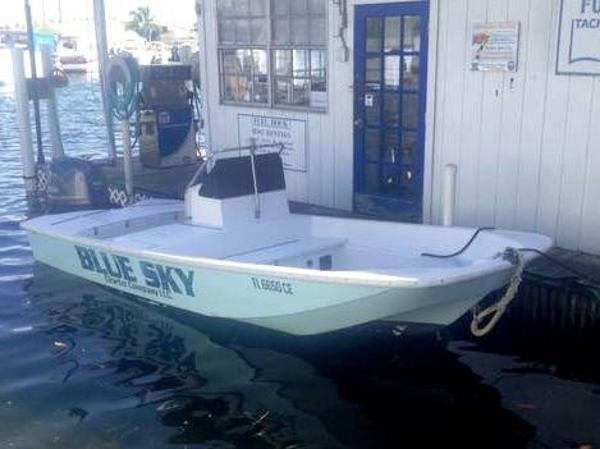 Boston Whaler 17 Montauk 17 Montauk