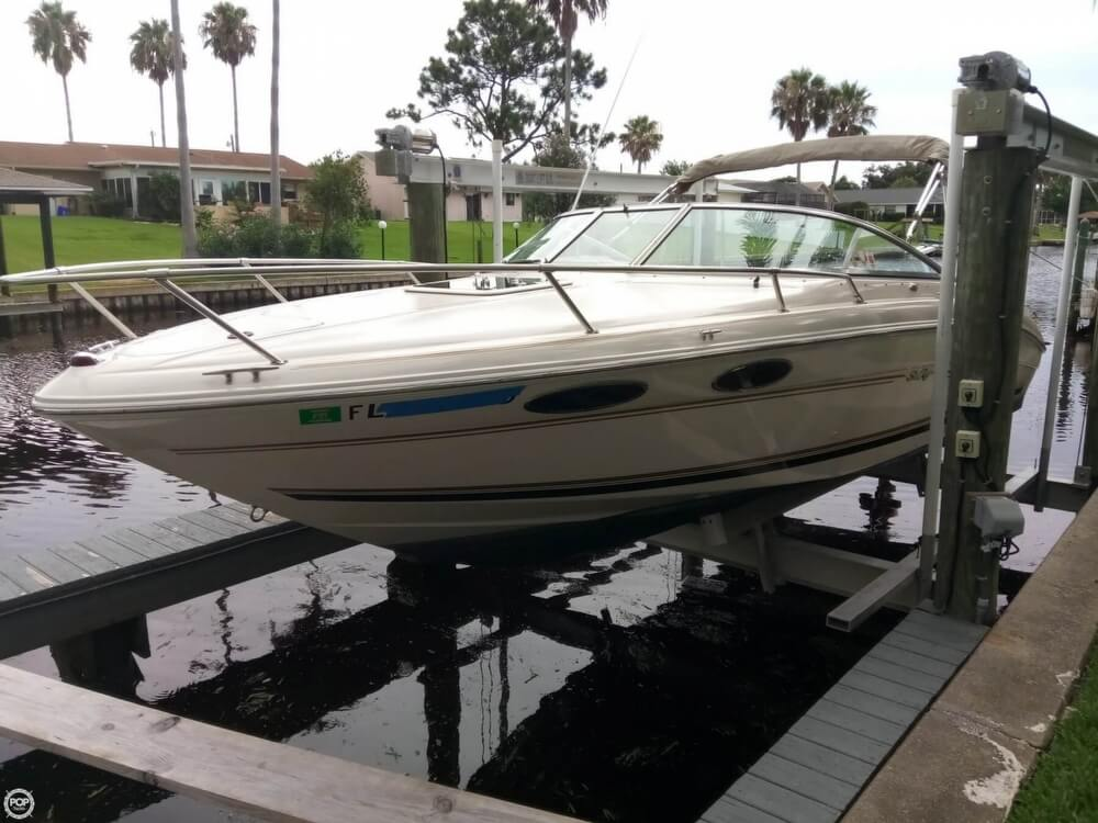 Sea Ray 230 Overnighter 2001 Sea Ray 230 Overnighter for sale in Palm Coast, FL