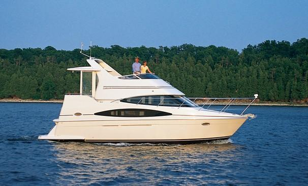 Carver 366 Motor Yacht Manufacturer Provided Image