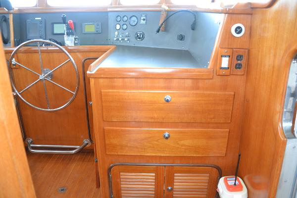 PilotHouse chart storage