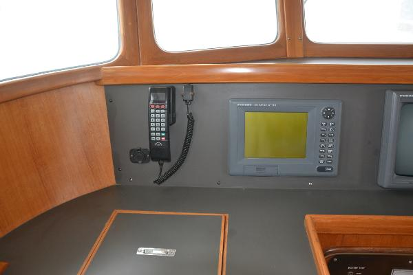Port Pilothouse panel