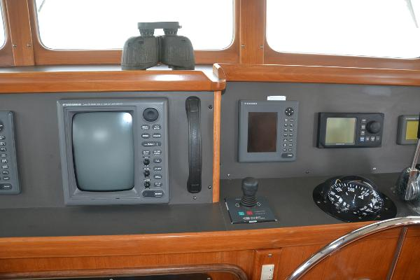 Center Pilothouse panel