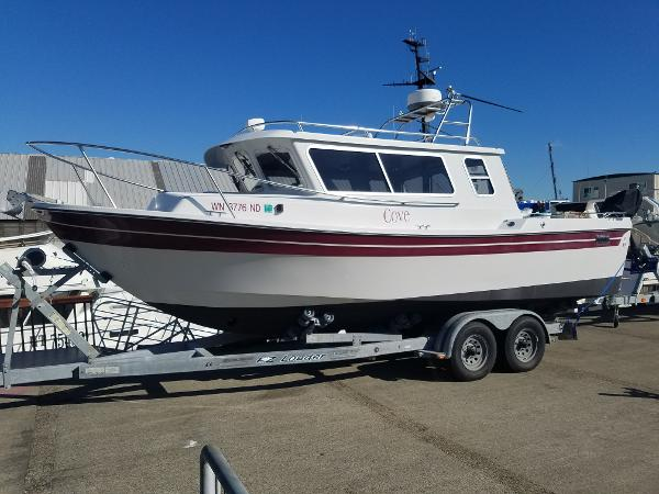 Sea Sport 2400 Explorer
