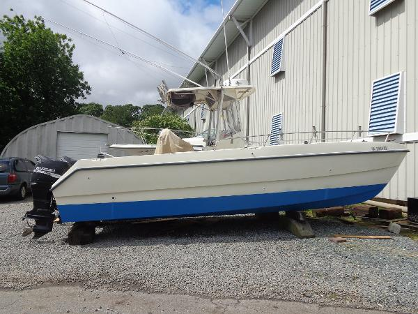 Sea Cat SL5 Center Console 1994 SEA CAT SL5 CENTER CONSOLE TWIN FOUR STROKES!!