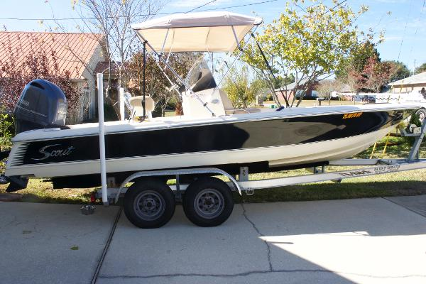Scout Boats 221 Winyah Bay