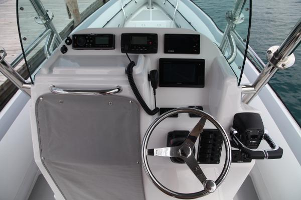 Protector 30 Center Console