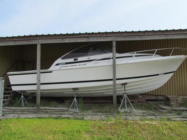 Blackfin COMBI-GREAT BOAT READY FOR POWER