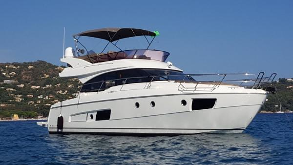 Bavaria Yachts USA Virtess 420 Fly