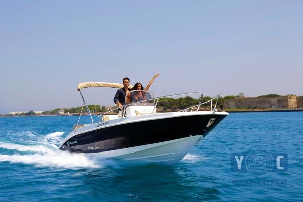 Idea Marine 58 Open 40Hp 1
