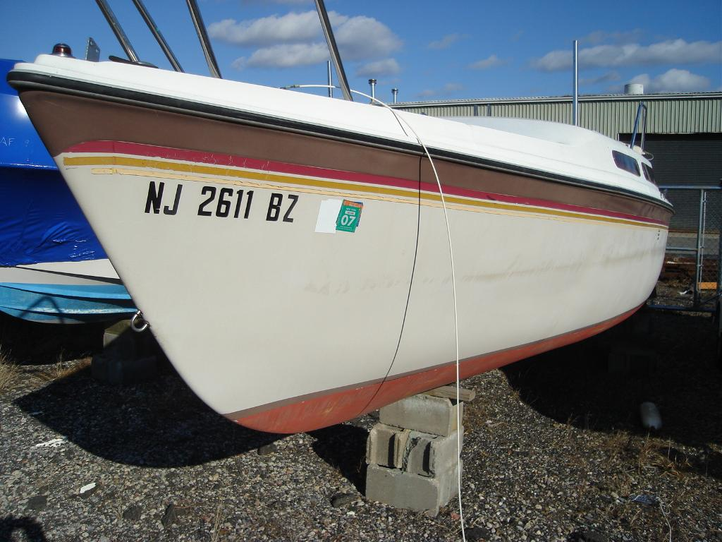 Other 25' Sailboat