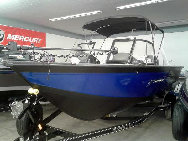 Starcraft 186 Super Fisherman