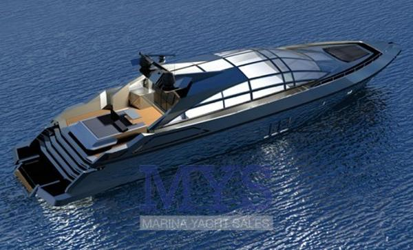 Custom Fashion Yachts 88 Diamond FASHION 88 DIAMOND (6)