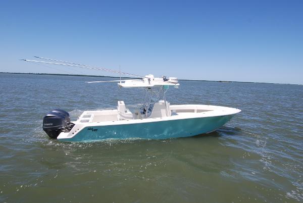Sea Vee 290 B Open Hitec
