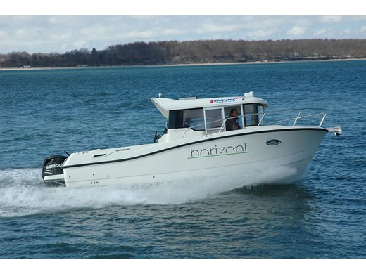 Quicksilver 755 Pilothouse KOMPLETT