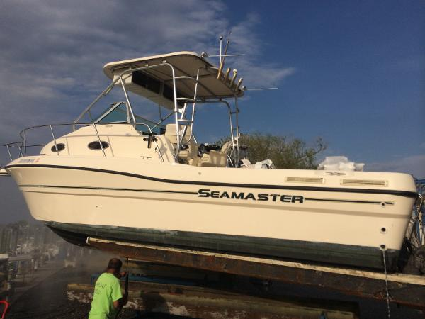 Sea Master 2888 Walk Around