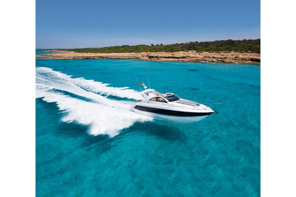 Fairline Targa 38 Manufacturer Provided Image: Manufacturer Provided Image