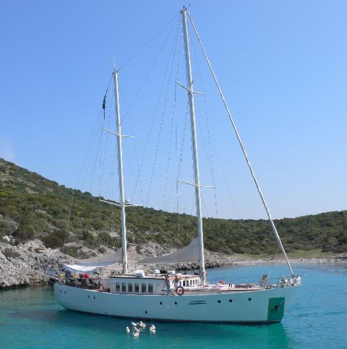 Aegean SAILOR 24 M 24 m steel motorsailer