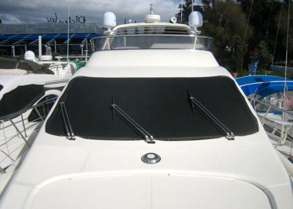 Azimut 55 Bow View