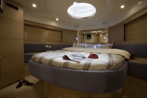 Manufacturer Provided Image: Master Cabin