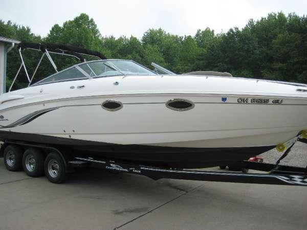 Chaparral 285 SSi Sportboat